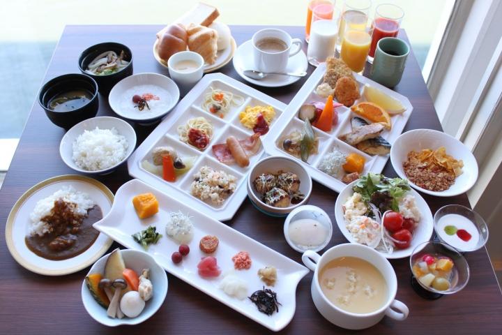 年始ご朝食のご案内